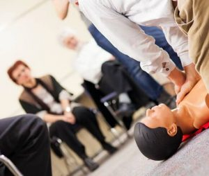 First Aid Training in Chester